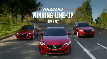 Mazda Winning Line-Up Event TV Spot, 'Mia Hamm's Drive' - Thumbnail 5