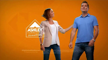 Ashley Furniture Homestore Sale TV Spot Ft. Giuliana and Bill Rancic - Thumbnail 8