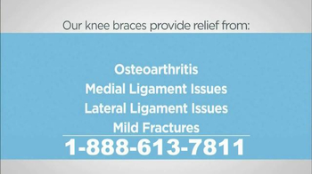 VertaLoc Dynamic Knee Brace TV Spot, 'Suffer from Knee Pain' - Thumbnail 5