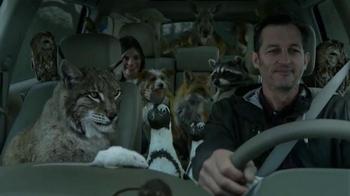 Nissan Pathfinder TV Spot, 'El Arca' [Spanish] - 50 commercial airings