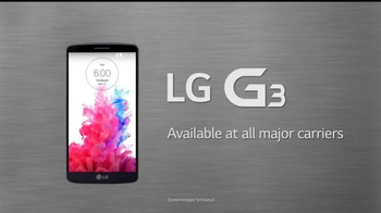 LG G 3 Mobile TV Spot, 'TVC Quad HD Display' Song by Salme Dahlstrom - Thumbnail 10