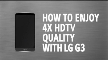 LG G 3 Mobile TV Spot, 'TVC Quad HD Display' Song by Salme Dahlstrom - Thumbnail 2