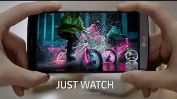 LG G 3 Mobile TV Spot, \'TVC Quad HD Display\' Song by Salme Dahlstrom