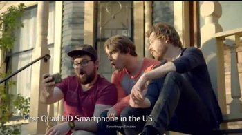 LG G 3 Mobile TV Spot, 'TVC Quad HD Display' Song by Salme Dahlstrom - Thumbnail 4