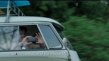 LG G 3 Mobile TV Spot, 'TVC Quad HD Display' Song by Salme Dahlstrom - Thumbnail 5
