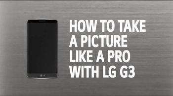 LG G3 TV Spot, 'TVC: Camera' Song by Salme Dahlstrom - Thumbnail 2