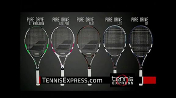 Tennis Express TV Spot, 'Unparalleled' - Thumbnail 2