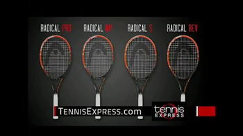 Tennis Express TV Spot, 'Unparalleled' - Thumbnail 4