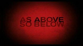 As Above, So Below - 2122 commercial airings