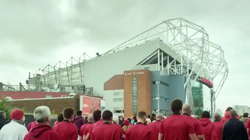 Chevrolet TV Spot, 'The History of the Manchester United Shirt' - Thumbnail 8