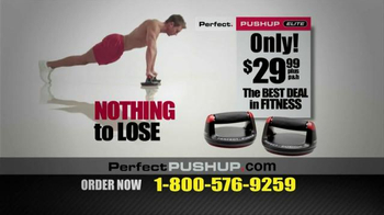 Perfect Pushup Elite TV Spot - Thumbnail 10