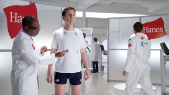 Hanes X-TEMP TV Spot, 'Golf Test' Featuring Michael Jordan - Thumbnail 1