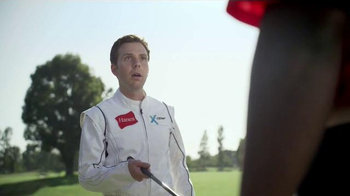 Hanes X-TEMP TV Spot, 'Golf Test' Featuring Michael Jordan - Thumbnail 4