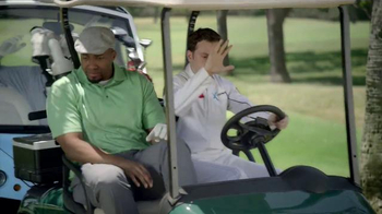 Hanes X-TEMP TV Spot, 'Golf Test' Featuring Michael Jordan - Thumbnail 7