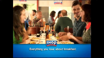 IHOP World Scrambles TV Spot, 'New! World Scrambles' - Thumbnail 9