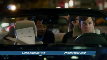 Progressive Snapshot TV Spot, 'Night Out' Featuring Chris Parnell - 9649 commercial airings