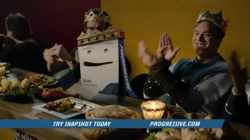 Progressive Snapshot TV Spot, 'Night Out' Featuring Chris Parnell - Thumbnail 8