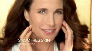L'Oreal Paris Visible Lift Blur Foundation TV Spot Feat. Andie MacDowell - 2819 commercial airings