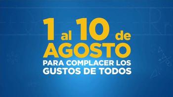 Walmart Back to School Savings Event TV Spot [Spanish] - Thumbnail 8