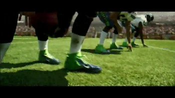 DURACELL Quantum TV Spot, 'NFL on the Line: Powers the Seattle Seahawks' - Thumbnail 7
