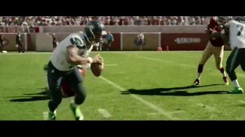 DURACELL Quantum TV Spot, 'NFL on the Line: Powers the Seattle Seahawks' - Thumbnail 8