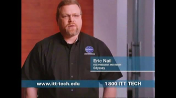ITT Technical Institute TV Spot, 'Odyssey' - Thumbnail 3