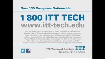ITT Technical Institute TV Spot, 'Odyssey' - Thumbnail 8