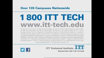 ITT Technical Institute TV Spot, 'Odyssey' - Thumbnail 9