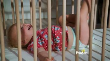 Pampers Baby Dry TV Spot, 'Dances' - Thumbnail 1