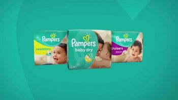 Pampers Baby Dry TV Spot, 'Dances' - Thumbnail 8