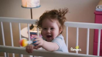 Pampers Baby Dry TV Spot, 'Dances' - Thumbnail 3