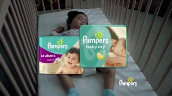 Pampers Baby Dry TV Spot, 'Dances' - Thumbnail 4