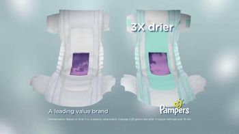 Pampers Baby Dry TV Spot, 'Dances' - Thumbnail 5