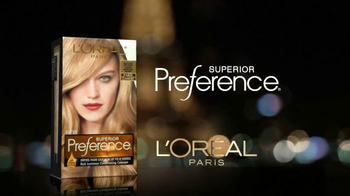 L'Oreal Paris Superior Preference TV Spot, 'Get Ready' Feat. Blake Lively - Thumbnail 4