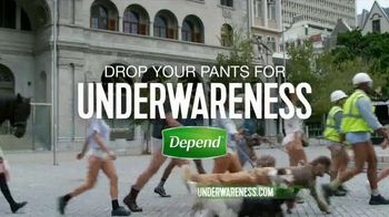 Drop Your Pants for Depend Underwareness thumbnail