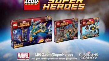LEGO Marvel Superheroes Guardians of the Galaxy Sets TV Spot, 'The Milano' - Thumbnail 10