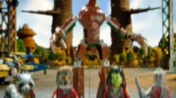 LEGO Marvel Superheroes Guardians of the Galaxy Sets TV Spot, 'The Milano' - Thumbnail 3