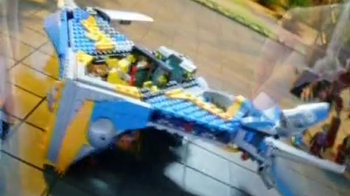 LEGO Marvel Superheroes Guardians of the Galaxy Sets TV Spot, 'The Milano' - Thumbnail 4