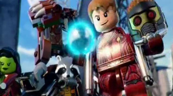 LEGO Marvel Superheroes Guardians of the Galaxy Sets TV Spot, 'The Milano'