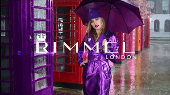 Rimmel London Moisture Renew TV Spot, 'Get Drenched' Featuring Georgia May Jagger