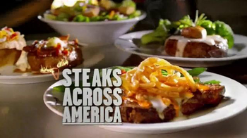 Longhorn Steakhouse Steaks Across America TV Spot - 1779 commercial airings