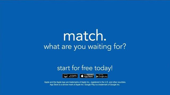 Match.com TV Spot, 'Match on the Street: Live My Life' - Thumbnail 7