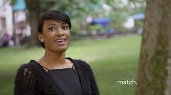 Match.com TV Spot, 'Match on the Street: Live My Life' - Thumbnail 1