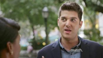 Match.com TV Spot, 'Match on the Street: Live My Life' - Thumbnail 3