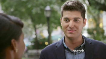 Match.com TV Spot, 'Match on the Street: Live My Life' - Thumbnail 4