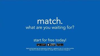 Match.com TV Spot, 'Match on the Street: My Cousin Met Someone' - Thumbnail 7