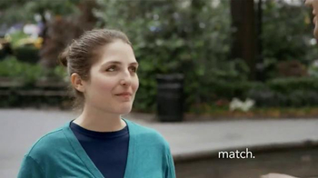 Match.com TV Spot, 'Match on the Street: My Cousin Met Someone' - Thumbnail 2