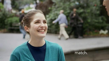 Match.com TV Spot, 'Match on the Street: My Cousin Met Someone' - Thumbnail 4