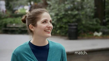 Match.com TV Spot, 'Match on the Street: My Cousin Met Someone' - Thumbnail 5