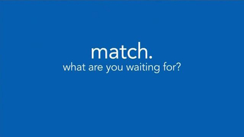 Match.com TV Spot, 'Match on the Street: My Cousin Met Someone' - Thumbnail 6